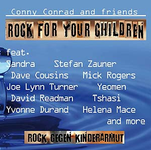 Rock For Your Children - CD-Booklet