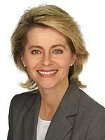 Dr. Ursula von der Leyen, Bundesministerin für Arbeit und Soziales
