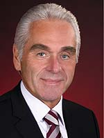Heribert Rech MdL, Innenminister des Landes Baden-Württemberg