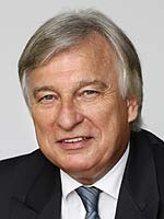 Wolfgang Wolf, Vorstandsvorsitzender des Landesverbandes der Industrie in BW
