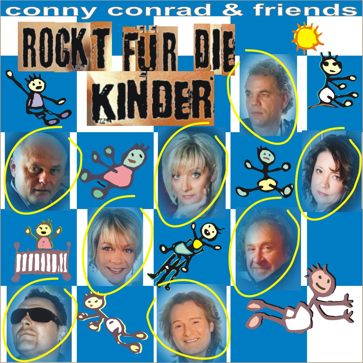 ROCKT FÜR DIE KINDER – die deutsche Version | Rock For Your