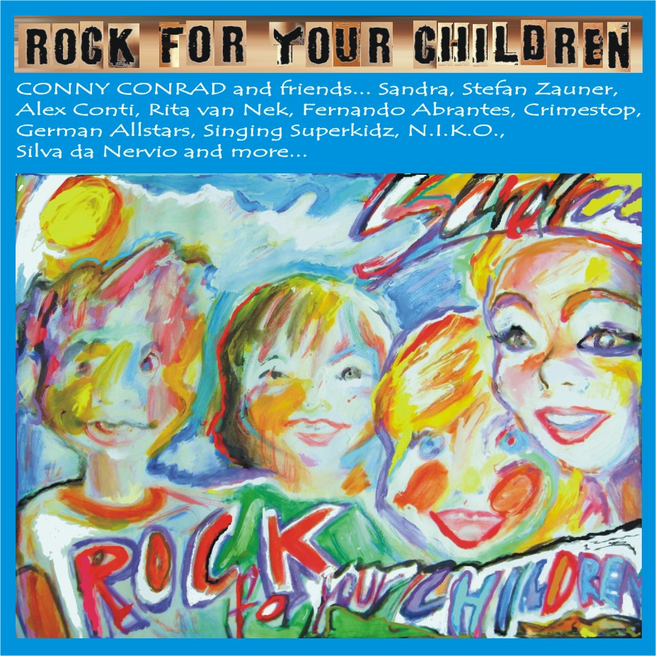 RFYC Compilation CD out now! | Rock For Your Children