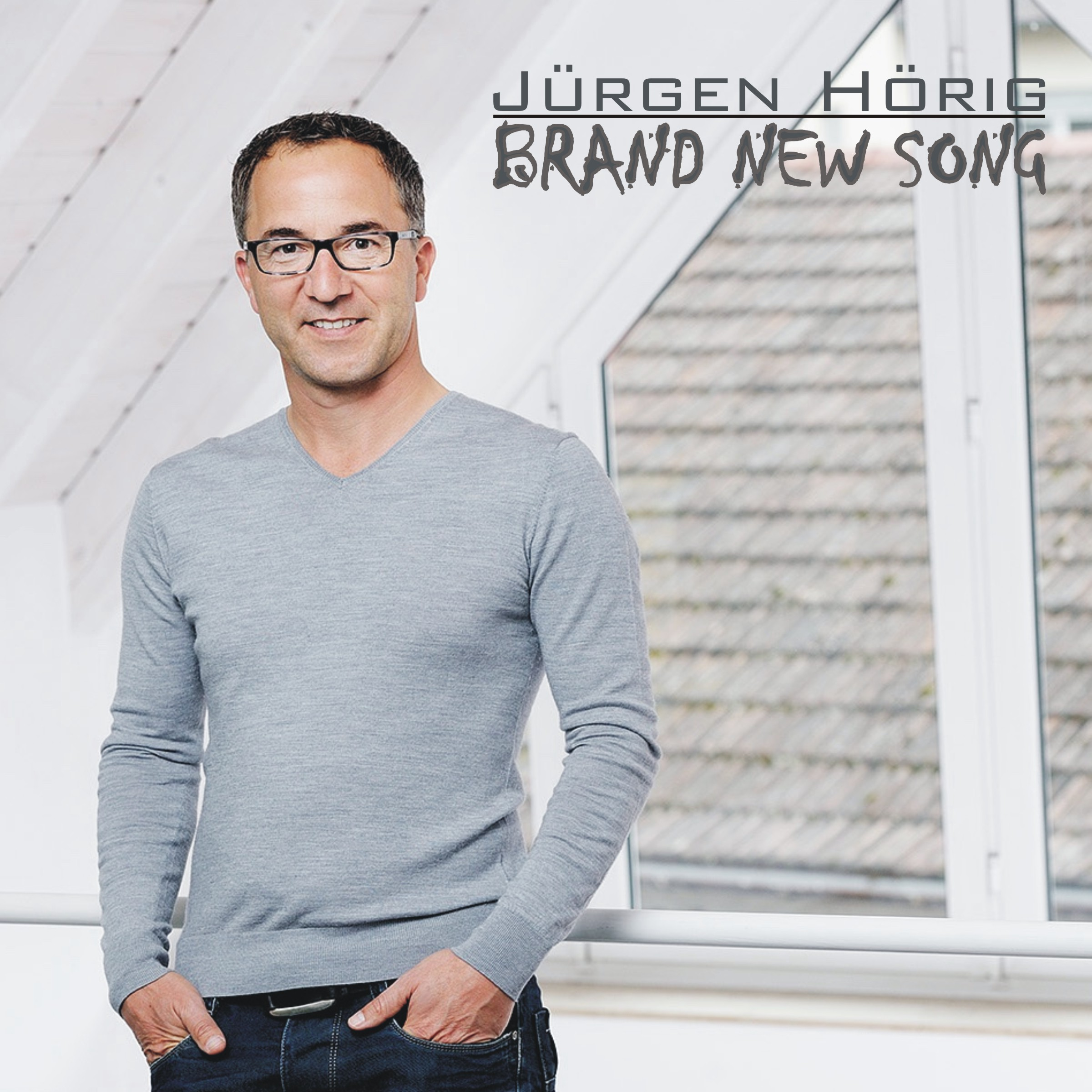 "low priced 558ec ffebe Debut als Sänger  JÜRGEN HÖRIG mit ""Brand New Song"""